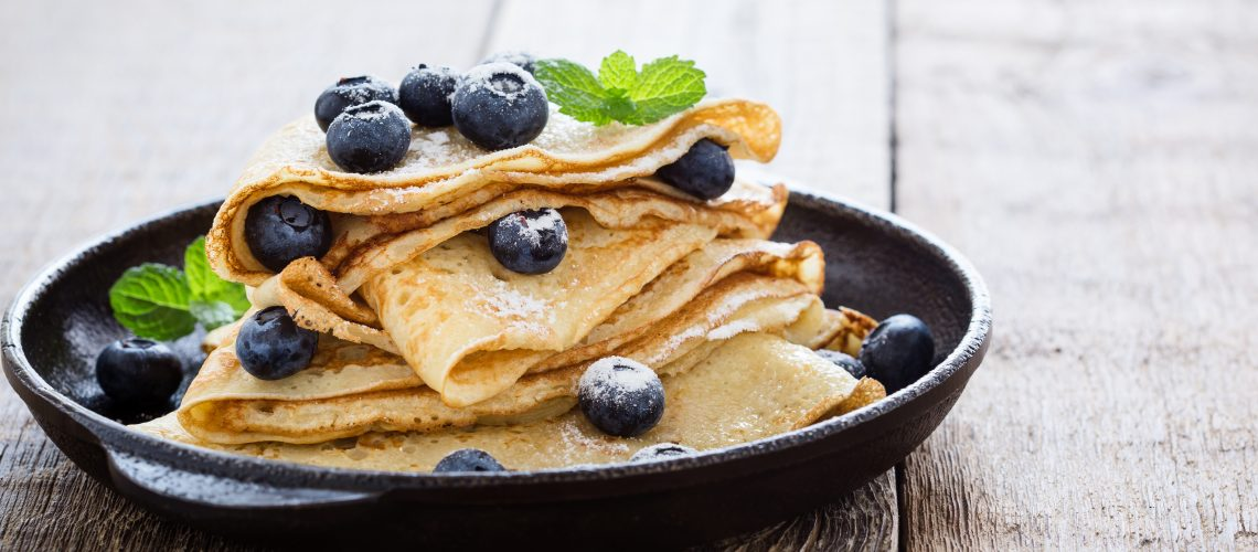 tasty crepes