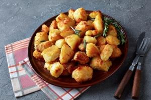 patate, arrosto, croccanti, ricetta, contorno, princess, princess home