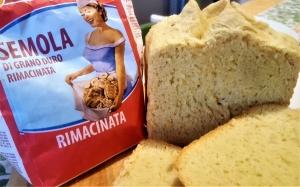 pane, pane fatto in casa, fatto in casa, semola, lievito, ricetta, macchina del pane, princess, princess home, vegan