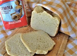 pane, pane fatto in casa, macchina del pane, princess, princess home, farina, semola, lievito, acqua, ricetta