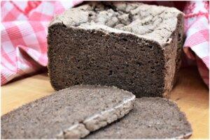 Pane di grano saraceno, pane fatto in casa, macchina del pane, princess, princess home, ricetta