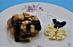 Castagne cioccolato nocciole, princess, princess home, steam aerofryer, friggitrice ad aria, cottura a vapore, ricetta