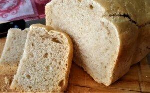 pane, bianco, saporito, pane fatto in casa, macchina del pane, princess, princess home, ricetta, panettiera